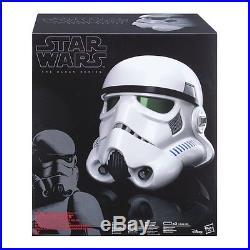 Star Wars Black Series Stormtrooper Electronic Voice Changer Helmet Rogue One