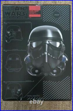 Star Wars Black Series Stormtrooper Shadow Trooper Battlefront Helmet