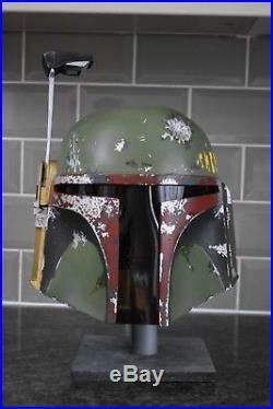 Star Wars Boba Fett Helmet 11 Esb Rotj Tfa Stormtrooper Vader