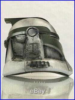 Star Wars CLONE TROOPER Helmet Mandalorian Boba Fett EFX Anovos Master Replica