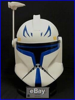 Star Wars Captain Rex Clonetrooper Helmet 11 Vader Stormtrooper Prop