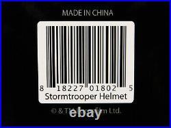 Star Wars Classic Trilogy STORMTROOPER HELMET Prop Replica by Anovos