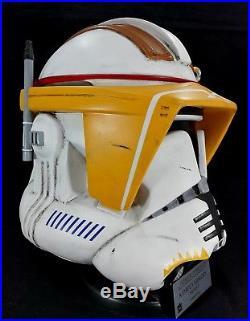 Star Wars Clone Commander Cody Helmet 11 PREORDER No Vader Stormtrooper