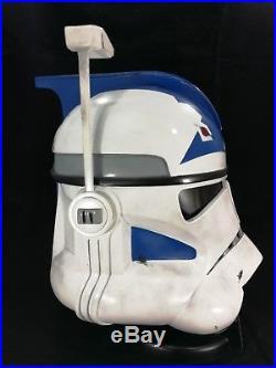 Star Wars Clone Fives Helmet Collection 11 Vader Anovos Stormtrooper