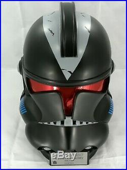 Star Wars Clone Shadowtrooper Helmet 11 PREORDER No Vader Stormtrooper
