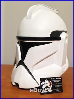 Star Wars Clone Trooper Helmet 11 Prop No vader Stormtrooper