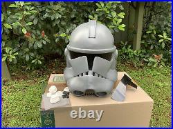 Star Wars Clone Trooper Helmet Resin Cast cosplay