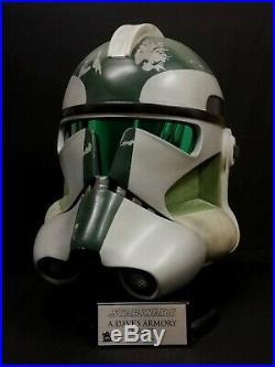 Star Wars Clonetrooper CC Gree Helmet 11 Vader Stormtrooper Clone Wars