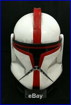 Star Wars Clonetrooper Captain Helmet 11 Vader Stormtrooper