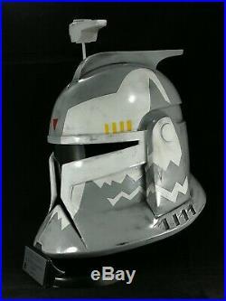 Star Wars Clonetrooper Commander Wolffe Helmet 11 Vader Stormtrooper Clone Wars