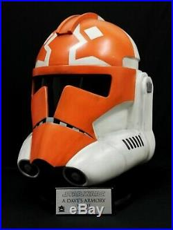 Star Wars Clonetrooper Helmet 332nd Ahsoka 11 Clone Wars Stormtrooper