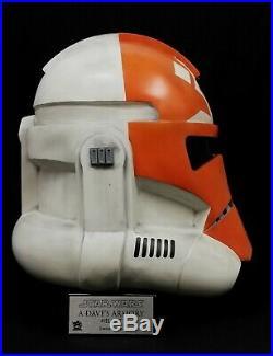 Star Wars Clonetrooper Helmet 332nd Ahsoka 11 Clone Wars Stormtrooper PREORDER