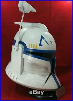 Star Wars Clonetrooper Helmet Captain Rex 11 Vader Stormtrooper PREORDER