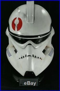 Star Wars Clonetrooper Helmet Commander Neyo 11 Vader Stormtrooper