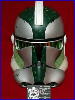 Star Wars Commander Gree Clone Trooper Helmet 11 Scale No Stormtrooper