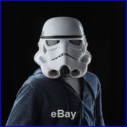 Star Wars Cosplay Imperial Stormtrooper Electronic VoiceChanger Helmet Christmas
