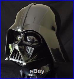 Star Wars Darth Vader Helmet Full Size Armour Prop Stormtrooper