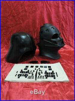 Star Wars Darth Vader ROTS Helmet 11 No Stormtrooper Master Replicas