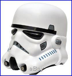 Star Wars Deluxe Stormtrooper Helmet Collector's Edition Halloween Mask