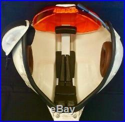 Star Wars E. S. B Weathered X-Wing / Snowspeeder Helmet 11 Costume / Prop