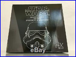 Star Wars EFX SANDTROOPER Helmet 11 Star Wars Mandalorian Stormtrooper Anovos