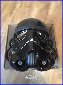 Star Wars EFX Shadow Trooper Helmet Full Size 11 Scale Boxed ANH stormtrooper