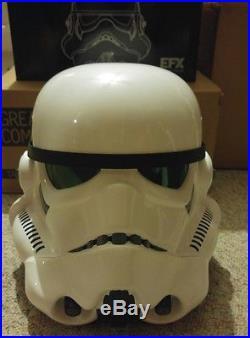 Star Wars EFX Stormtrooper Helmet