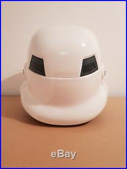 Star Wars Empire Strikes Back Stormtrooper Helmet Replica Lucasfilm Ltd 2007