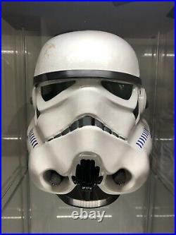 Star Wars Episode IV Anh Stormtrooper Prop Replica Helmet Hdpe