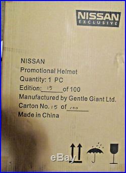 Star Wars Executioner Storm Trooper Full Size Helmet Nissan Gentle Giant