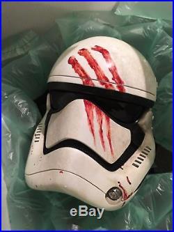 Star Wars FINN FN-2187 Stormtrooper Helmet Ultimate Studio Edition SOLD OUT
