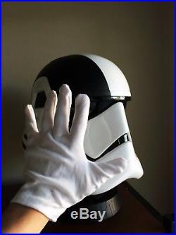 Star Wars First Order Executioner Helmet #49 of 100 +free Die Cast Storm Trooper