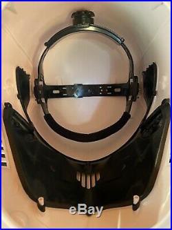 Star Wars First Order Stormtrooper Anovos helmet. Initial Preorder Run 2015