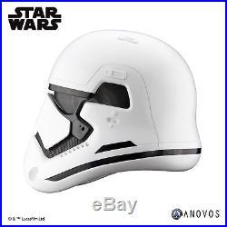 Star Wars First Order Stormtrooper Helmet / Anovos / Costume Prop Replica