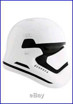 Star Wars First Order Stormtrooper Helmet Full Size Replica Standard Line