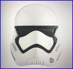 Star Wars First Order Stormtrooper Premier Line Helmet New Sealed