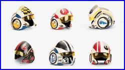 Star Wars Force Awakens X Wing Helmet Kit 11 Prop No stormtrooper