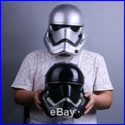 Star Wars Full Size Force Awakens Last Jedi Storm Trooper Helmet, NEW