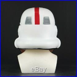 Star Wars Helmet Mask The Black Series Incinerator Stormtrooper Premium PVC Prop