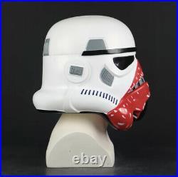 Star Wars Helmets The Black Series Incinerator Stormtrooper Cosplay Helmet Hard