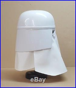 Star Wars Imperial Snowtrooper Stormtrooper Helmet Costume Prop Replica