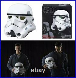 Star Wars Imperial Stormtrooper Electronic Voice Changer Helmet