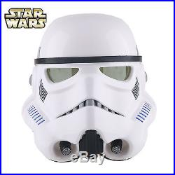 Star Wars Imperial Stormtrooper Electronic Voice-Changer Helmet Cosplay Gift NEW