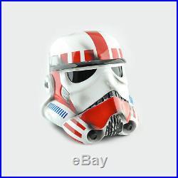 Star Wars Imperial Stormtrooper Shock Trooper Helmet with Damages