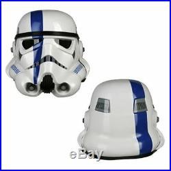 Star Wars Imperial Stormtrooper TK Commander Blue Helmet Anovos SWHELMET005-CM