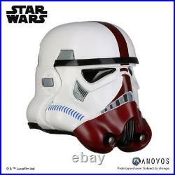 Star Wars Incinerator Stormtrooper Helmet Accessory Anovos SWhelmet005-IN