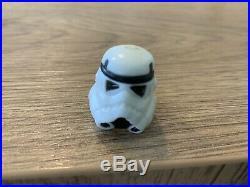 Star Wars Kenner Vintage Luke Skywalker Stormtrooper Helmet 100% Original
