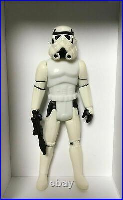 Star Wars Luke Skywalker Last 17 Imperial Stormtrooper 1984 has Original Helmet