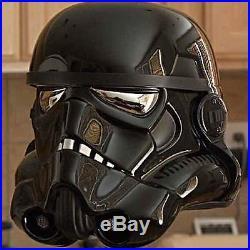 Star Wars Master Replicas Shadow Storm Trooper Helmet 1/1 Limited Edition 2007