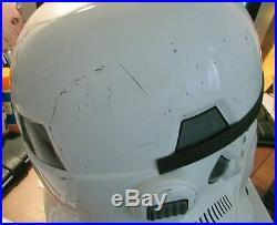 Star Wars Master Replicas Stormtrooper Helmet